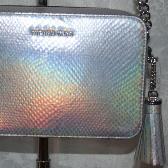 8996acff88f0 MICHAEL Michael Kors Bags | Michael Kors Ginny Medium Camera ...